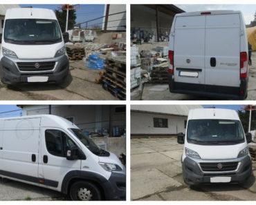 21.11.2019 Dražba nákladního automobilu FIAT DUCATO 2.3. Vyvolávací cena 80.000 Kč, ➡️ ID654153