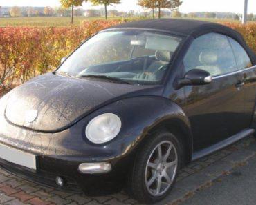 5.11.2019 Aukce automobilu Volkswagen New Beetle 1.9TDI. Vyvolávací cena 20.000 Kč, ➡️ ID655635