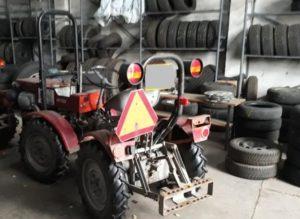 Do 18.11.2019 Výběrové řízení na prodej traktoru Malotraktor. Min. kupní cena 35.738 Kč, ➡️ ID655667