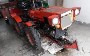 Do 18.11.2019 Výběrové řízení na prodej traktoru Malotraktor. Min. kupní cena 38.884 Kč, ➡️ ID655706