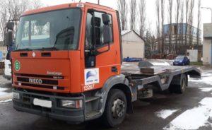 Do 18.11.2019 Výběrové řízení na prodej nákladního automobilu Iveco. Min. kupní cena 75.668 Kč, ➡️ ID655713