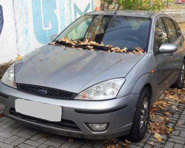 19.11.2019 Dražba automobilu Ford Focus. Vyvolávací cena 10.000 Kč, ➡️ ID656154