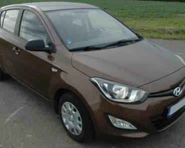 22.11.2019 Aukce automobilu Hyundai i20. Vyvolávací cena 149.000 Kč, ➡️ ID656186