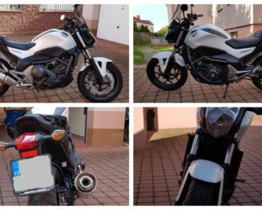 1.11.2019 Dražba motocyklu Motocykl Honda. Vyvolávací cena 51.000 Kč, ➡️ ID651289