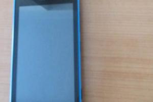 Do 13.11.2019 Aukce mobilního telefonu Nokia Lumia. Vyvolávací cena 500 Kč.
