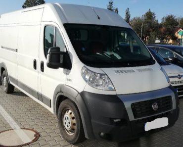 11.11.2019 Dražba automobilu FIAT DUCATO 3.0 CNG. Vyvolávací cena 80.000 Kč, ➡️ ID653819