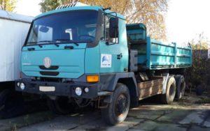 Do 18.11.2019 Výběrové řízení na prodej nákladního automobilu TATRA T815. Min. kupní cena 103.377 Kč, ➡️ ID655674