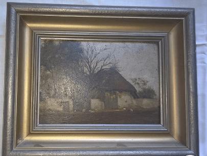 Do 14.11.2019 Aukce souboru obrazů. Vyvolávací cena 1.000 Kč.