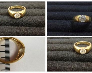 Do 9.12.2019 Aukce ostatních movitých věcí (Prsten ze zlata s briliantem). Vyvolávací cena 153.000 Kč, ➡️ ID654243