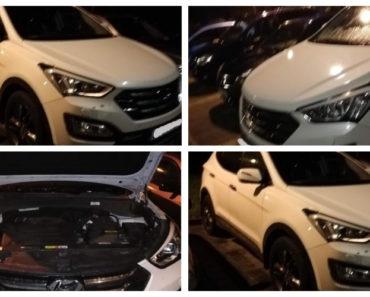 14.11.2019 Dražba automobilu HYUNDAI SANTA FE. Vyvolávací cena 100.000 Kč, ➡️ ID650132