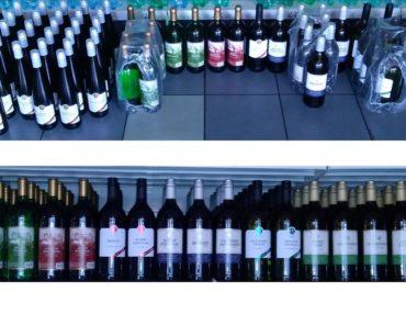 6.11.2019 Dražba ostatních movitých věcí (Soubor 167 lahví vín). Vyvolávací cena 2.600 Kč, ➡️ ID655777
