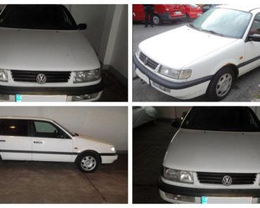 6.11.2019 Dražba automobilu Volkswagen Passat Variant. Vyvolávací cena 3.000 Kč, ➡️ ID655511
