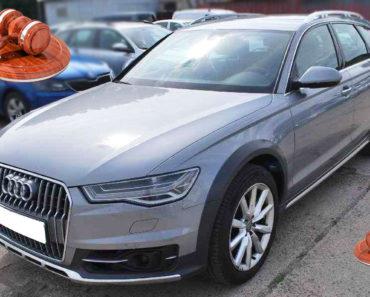 Do 23.10.2019 Aukce automobilu Audi A6 Allroad 3,0 TDI. Vyvolávací cena 570.000 Kč, ➡️ ID656214