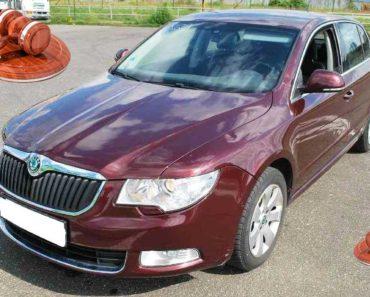 Do 23.10.2019 Aukce automobilu Škoda Superb II. 1,8 TSI DSG AMBITION. Vyvolávací cena 100.000 Kč, ➡️ ID656231