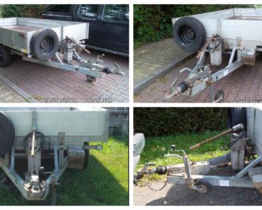 21.11.2019 Dražba vozíku přívěs nákladní sklápěčkový. Vyvolávací cena 10.000 Kč, ➡️ ID655756