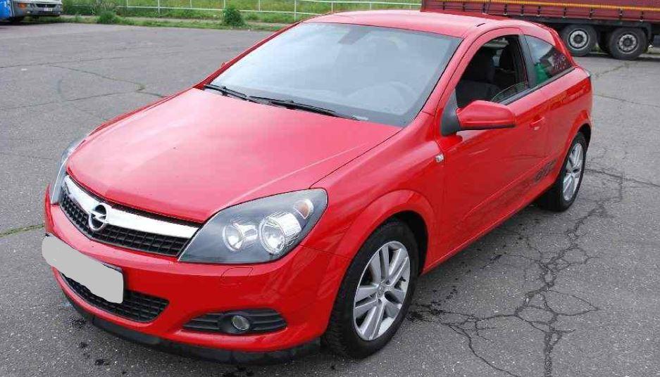 Do 18.11.2019 Aukce automobilu Opel Astra GTC 2,0 T. Vyvolávací cena 72.000 Kč, ➡️ ID663355
