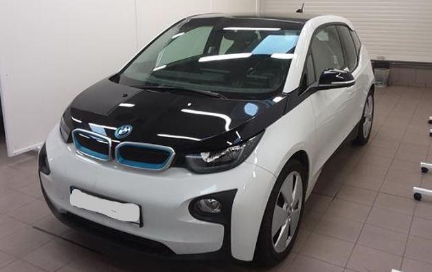26.11.2019 Dražba automobilu BMW i3 BEV. Vyvolávací cena 350.000 Kč, ➡️ ID663467