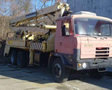 Do 28.12.2019 Výběrové řízení na prodej nákladního automobilu TATRA T 815. Min. kupní cena 95.191 Kč, ➡️ ID666082