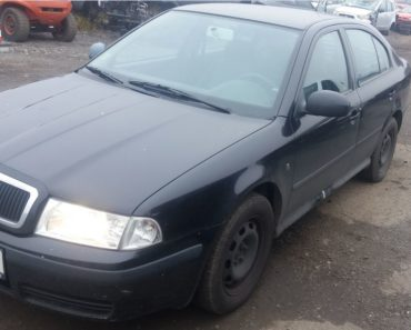 15.1.2020 Dražba automobilu Škoda Octavia 1U. Vyvolávací cena 30.250 Kč, ➡️ ID666511