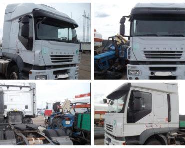 4.12.2019 Dražba nákladního automobilu IVECO STRALIS ACTIVE TIME. Vyvolávací cena 41.000 Kč, ➡️ ID661941