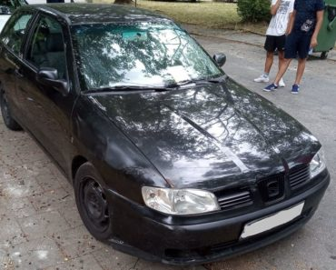 17.12.2019 Dražba automobilu Seat Ibiza 1.4i. Vyvolávací cena 6.000 Kč, ➡️ ID662970