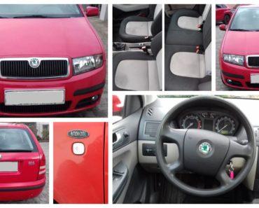 Do 19.11.2019 Aukce automobilu Škoda Fabia Combi 1.2 HTP. Vyvolávací cena 10.000 Kč, ➡️ ID662882