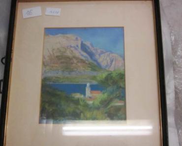 Do 16.12.2019 Aukce tří různých obrazů. Vyvolávací cena 4.950 Kč.