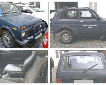 Do 25.11.2019 Aukce automobilu Lada Niva. Vyvolávací cena 14.000 Kč, ➡️ ID660811