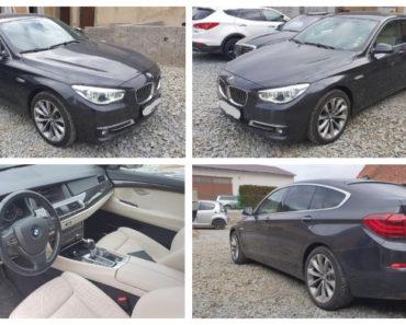 6.12.2019 Dražba automobilu BMW 535D XDRIVE. Vyvolávací cena 600.000 Kč, ➡️ ID660823