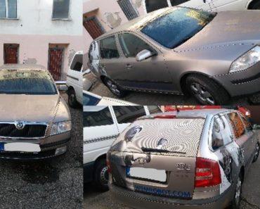 17.12.2019 Dražba automobilu Škoda Octavia. Vyvolávací cena 30.000 Kč, ➡️ ID665855