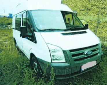 Do 13.12.2019 Výběrové řízení na prodej vozidla Ford Transit. Min. kupní cena 35.000 Kč, ➡️ ID662659