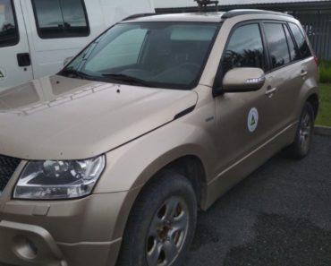 Do 18.11.2019 Výběrové řízení na prodej automobilu Suzuki Grand Vitara. Min. kupní cena 170.973 Kč, ➡️ ID660749