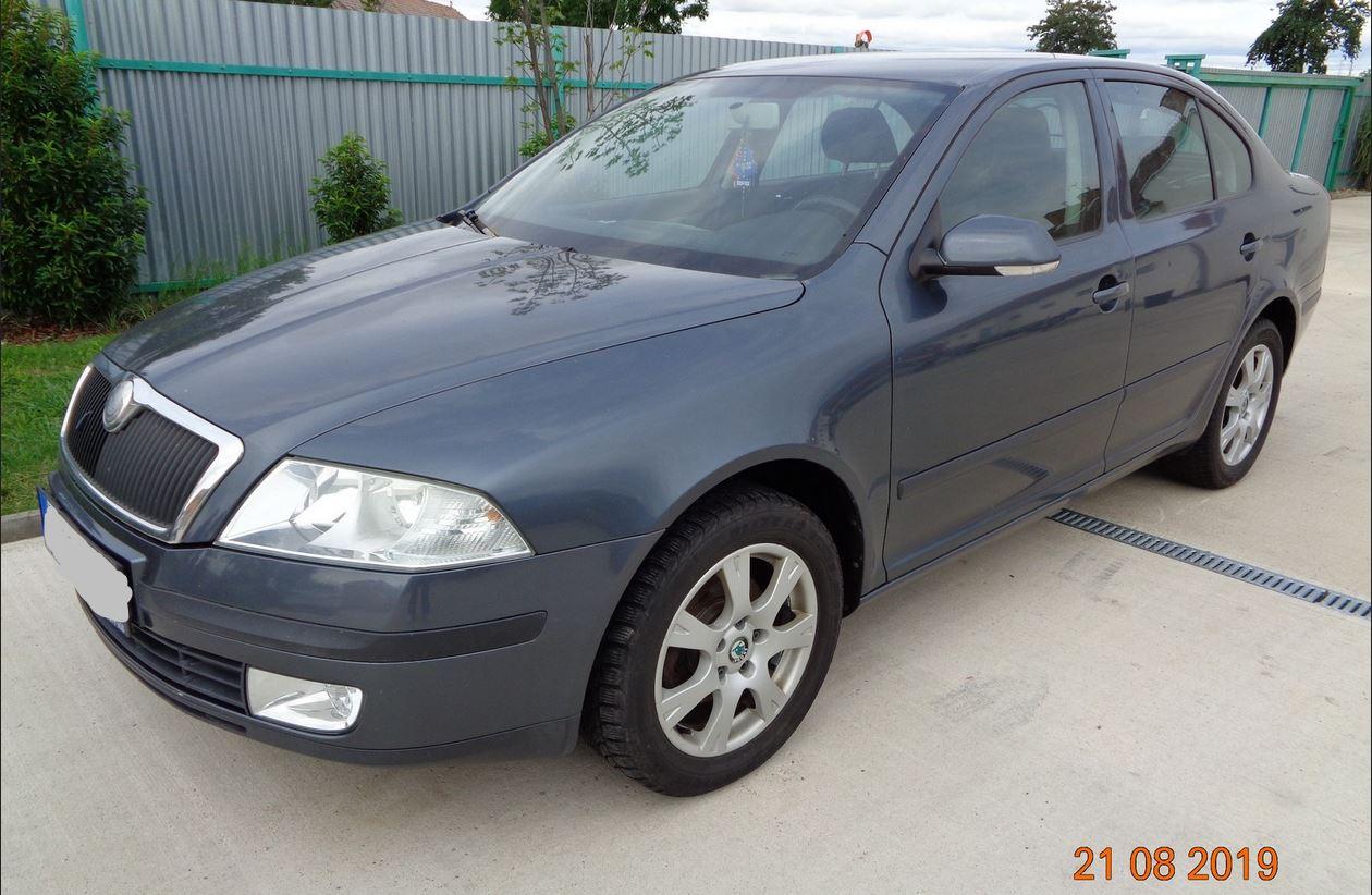 Zisková Dražba Škoda Octavia 1.6 - vydraženo o 30.000 Kč levněji!