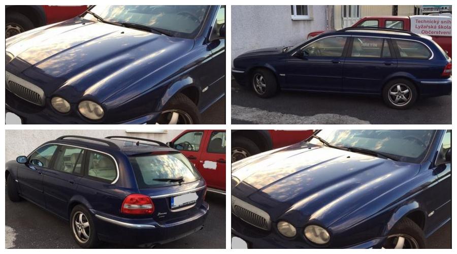 Zisková Dražba Jaguar X-Type - vůbec NEVYDRAŽENO 🔥🔥🔥