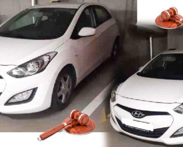 Zisková Dražba automobilu Hyundai i30 – vydraženo o 43.000 Kč levněji