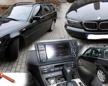 Zisková Dražba BMW 330d Combi - vydraženo jen za 56.000 Kč