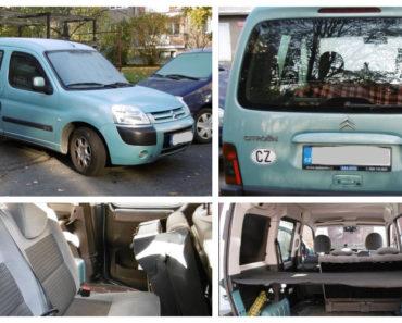 4.12.2019 Dražba automobilu Citroën Berlingo 1.4. Vyvolávací cena 15.000 Kč, ➡️ ID662670