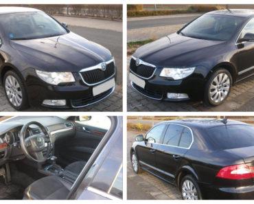 4.12.2019 Aukce automobilu Škoda Superb. Vyvolávací cena 50.000 Kč, ➡️ ID663786