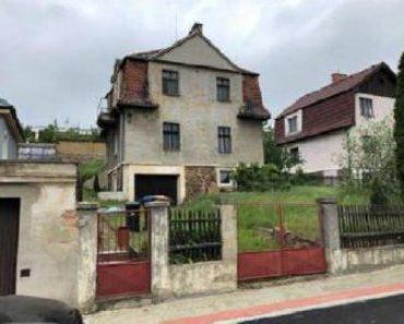17.12.2019 Dražba nemovitosti (Rodinný dům, Teplice, podíl 1/2). Vyvolávací cena 980.000 Kč, ➡ ID663878