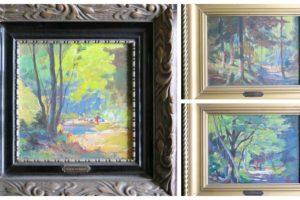 Do 6.12.2019 Aukce umění (Obrazy Marcel Krasický). Vyvolávací cena 19.800 Kč, ➡️ ID662058