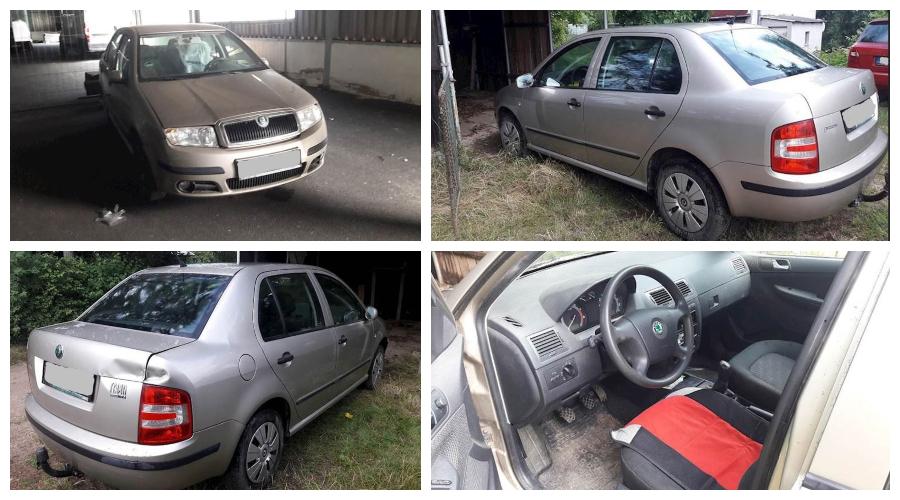 Do 2.1.2020 Aukce automobilu Škoda Fabia. Vyvolávací cena 24.000 Kč, ➡️ ID668409