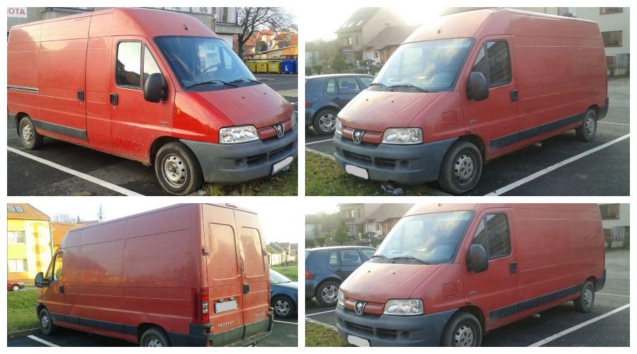 Do 30.1.2020 Výběrové řízení na prodej nákladního automobilu PEUGEOT BOXER. Min. kupní cena 30.000 Kč, ➡️ ID669289