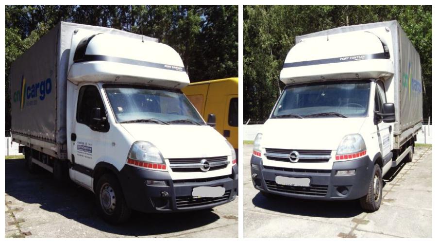 14.1.2020 Dražba nákladního automobilu Opel Movano. Vyvolávací cena 30.000 Kč, ➡️ ID667959