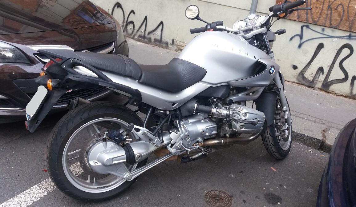 11.12.2019 Dražba motocyklu BMW. Vyvolávací cena 25.000 Kč, ➡️ ID670189