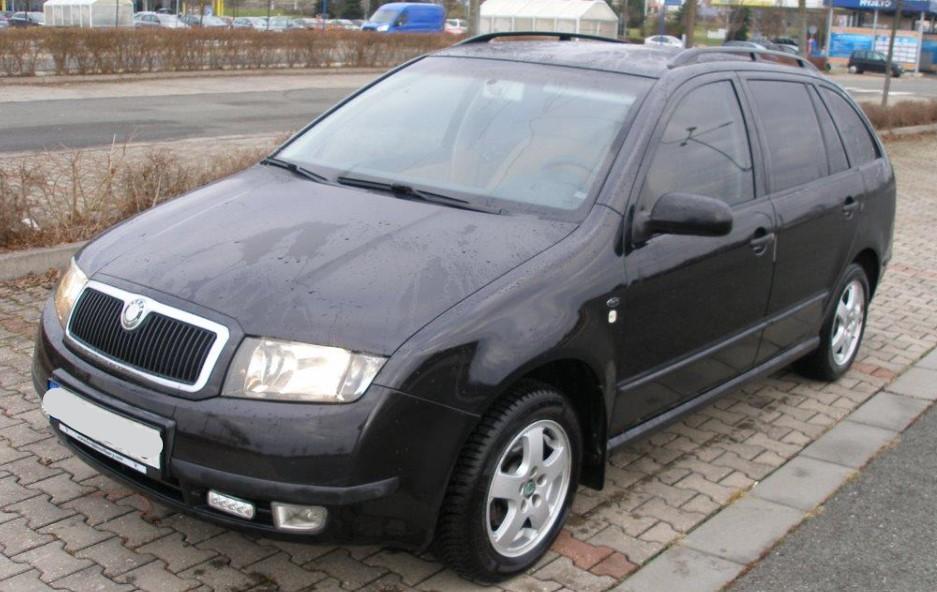 16.1.2020 Aukce automobilu Škoda fabia combi 1.4. Vyvolávací cena 5.000 Kč, ➡️ ID670202