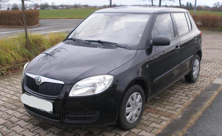 15.1.2020 Aukce automobilu Škoda Fabia 1.2HTP. Vyvolávací cena 15.000 Kč, ➡️ ID670242