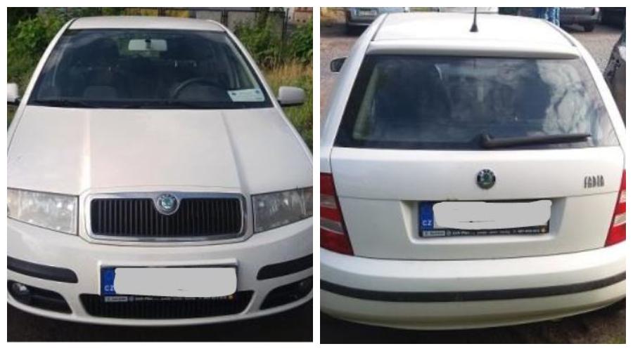 Do 5.12.2019 Aukce automobilu Škoda Fabia 1.2 HTP. Vyvolávací cena 30.000 Kč, ➡️ ID667950