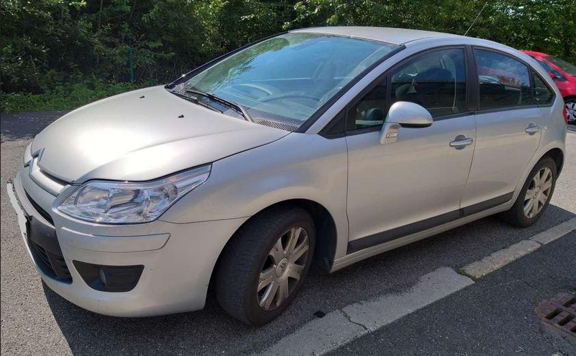 Do 20.12.2019 Výběrové řízení na prodej automobilu Citroën C4. Min. kupní cena - - prodej nejvyšší nabídce Kč, ➡️ ID668703