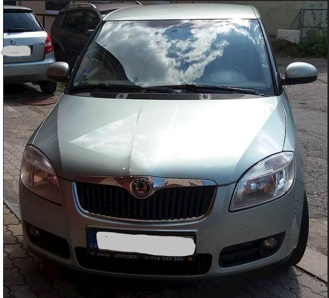 Do 10.1.2020 Aukce automobilu Škoda Fabia. Vyvolávací cena 14.200 Kč, ➡️ ID668114