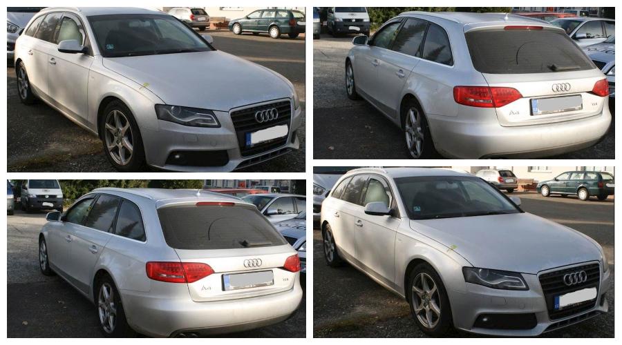 Do 31.12.2019 Aukce automobilu Audi A4 2.0 TDI. Vyvolávací cena 78.000 Kč, ➡️ ID670182